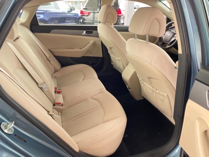 Hyundai Sonata 2015 price $14,795