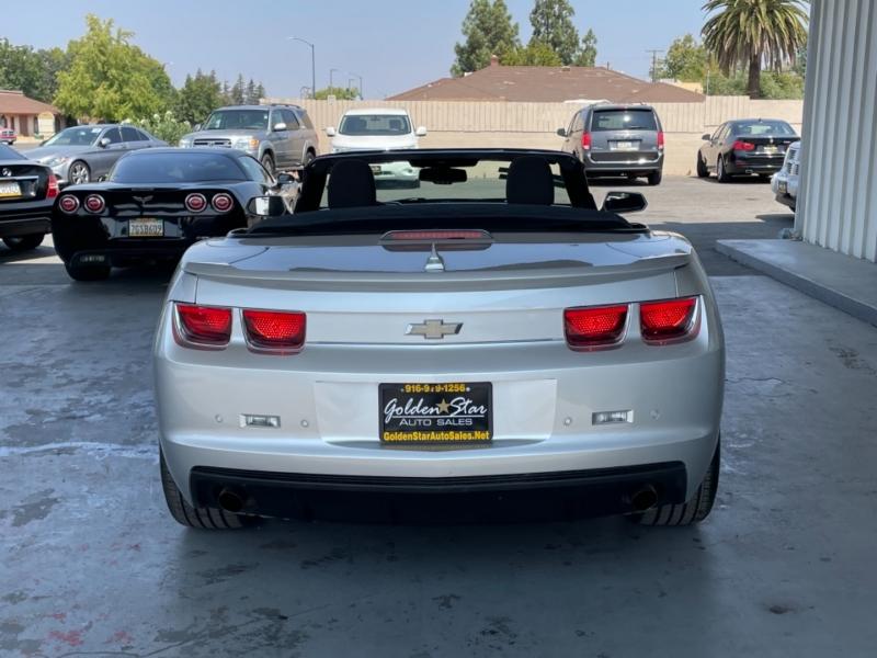 Chevrolet Camaro 1LT Convertible RWD 2012 price $17,498