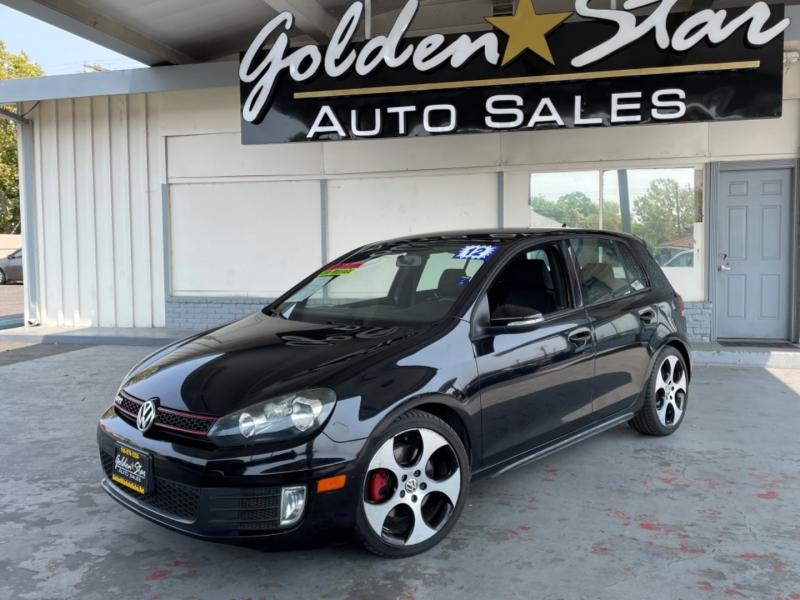 Volkswagen GTI 2012 price $11,750