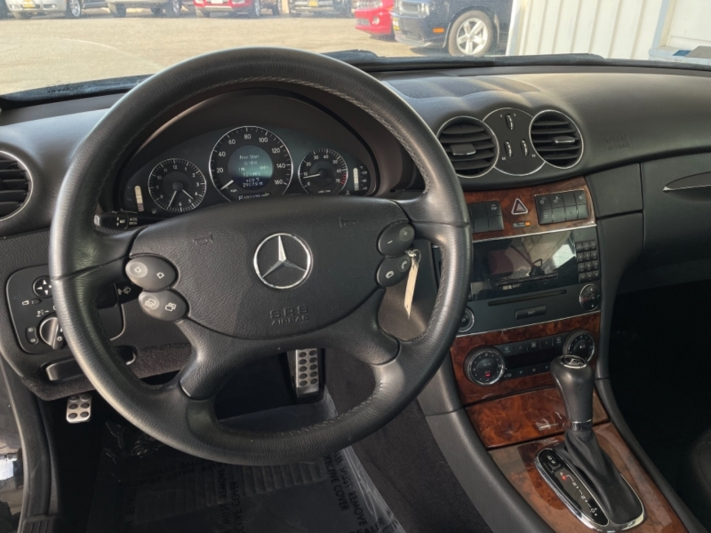 Mercedes-Benz CLK-Class 2009 price $9,495