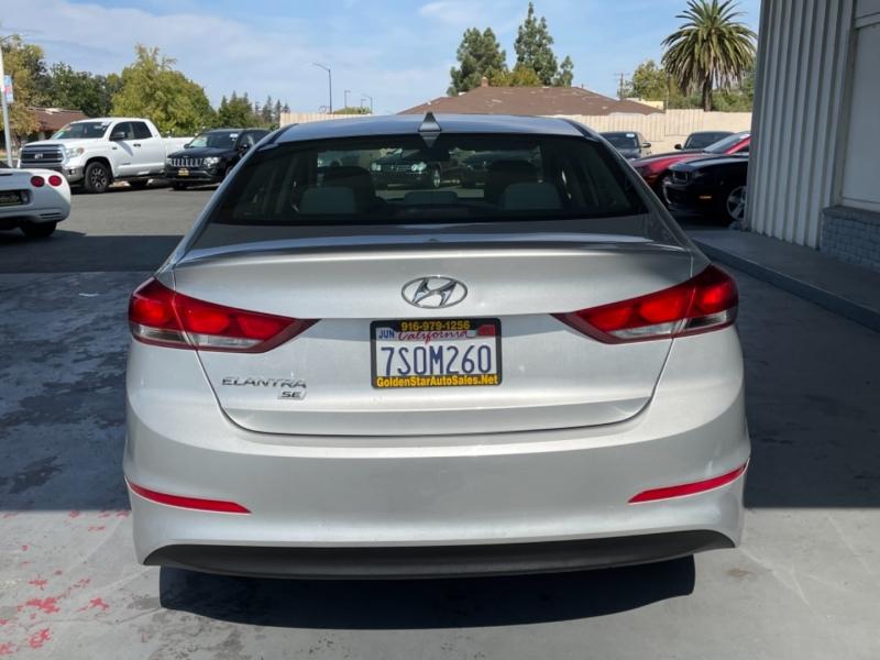 Hyundai Elantra SE 2017 price $11,998