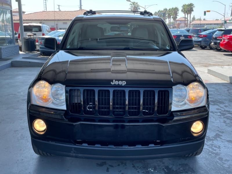 Jeep Grand Cherokee 2007 price $8,798