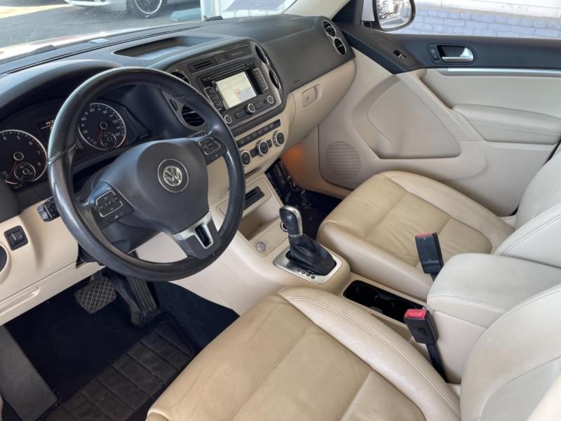 Volkswagen Tiguan 2013 price $9,998
