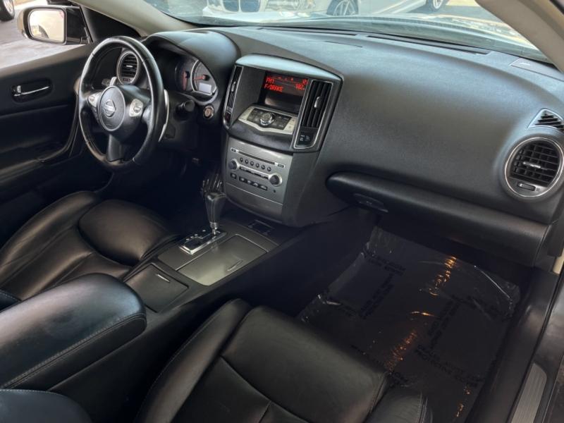 Nissan Maxima SV 2012 price $11,998