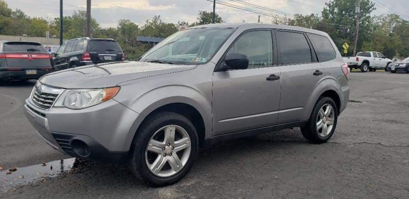 Subaru Forester 2009 price $8,500