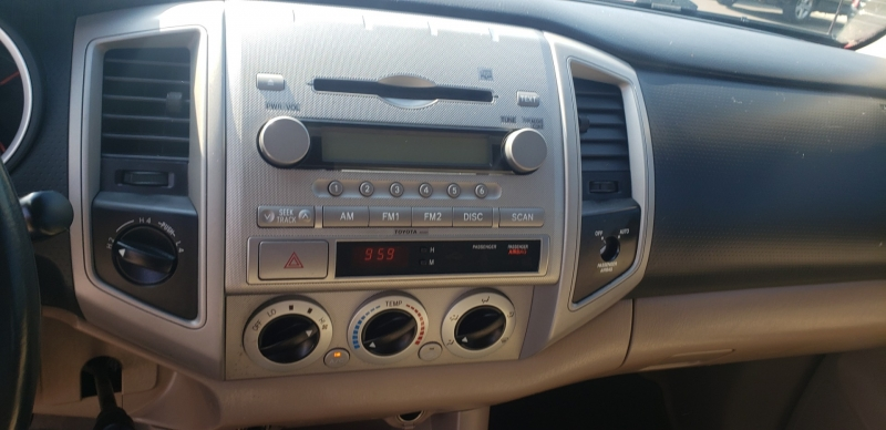 Toyota Tacoma 2008 price $12,500