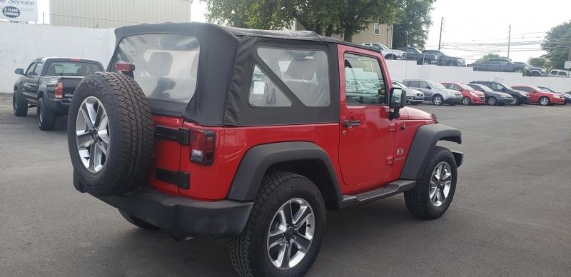 Jeep Wrangler 2008 price $14,500