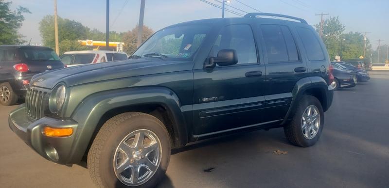 Jeep Liberty 2003 price $5,000