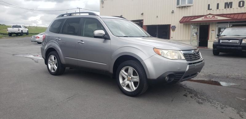 Subaru Forester (Natl) 2009 price $8,900