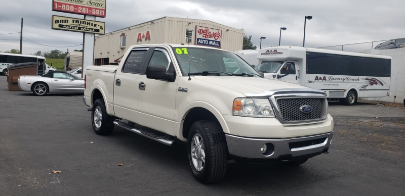 Ford F-150 2007 price $13,500