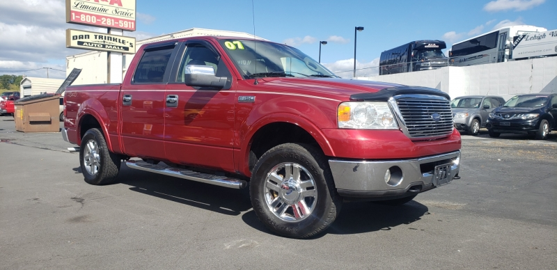 Ford F-150 2007 price $12,900