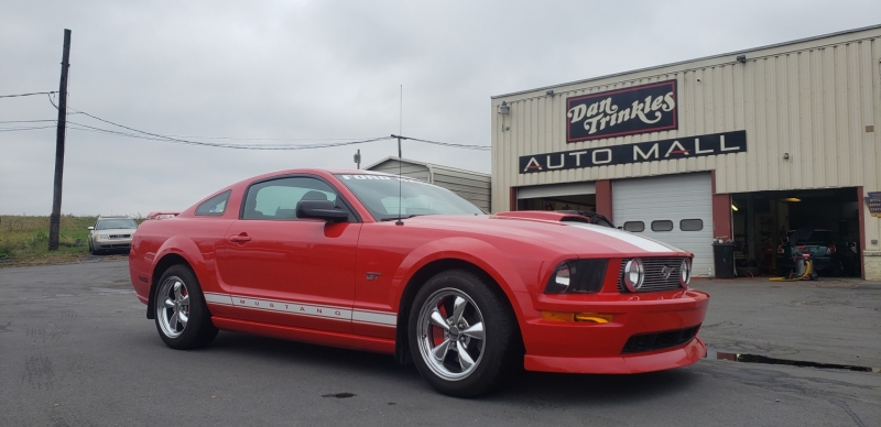 Ford Mustang 2007 price $16,900
