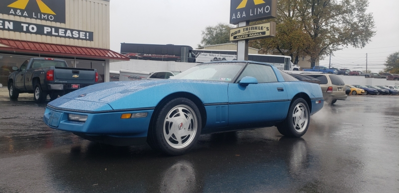 Chevrolet Corvette 1989 price $11,900