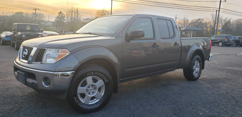 Nissan Frontier 2007 price $10,500