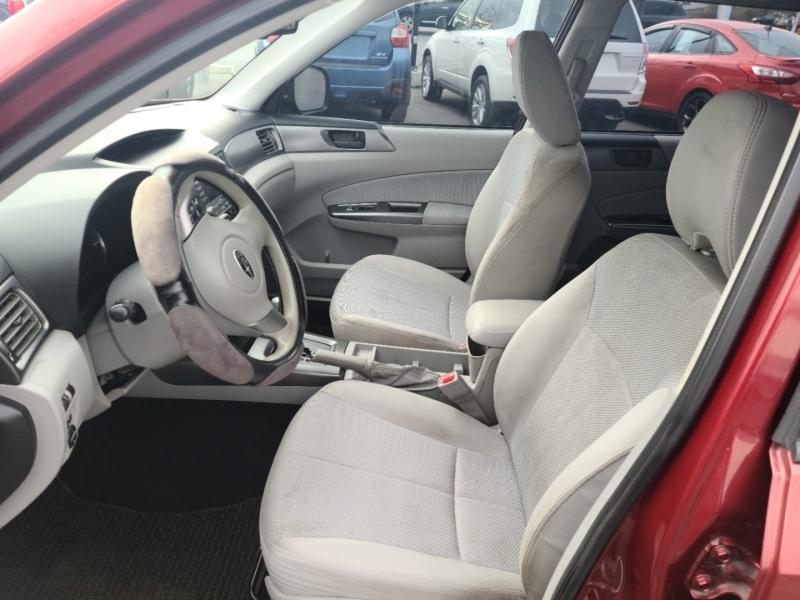 Subaru Forester 2012 price $8,500