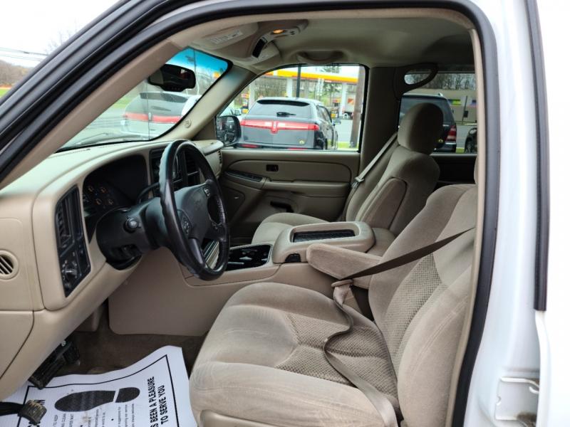 Chevrolet Silverado 1500 2005 price $7,500
