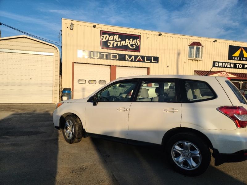 Subaru Forester 2014 price $9,900