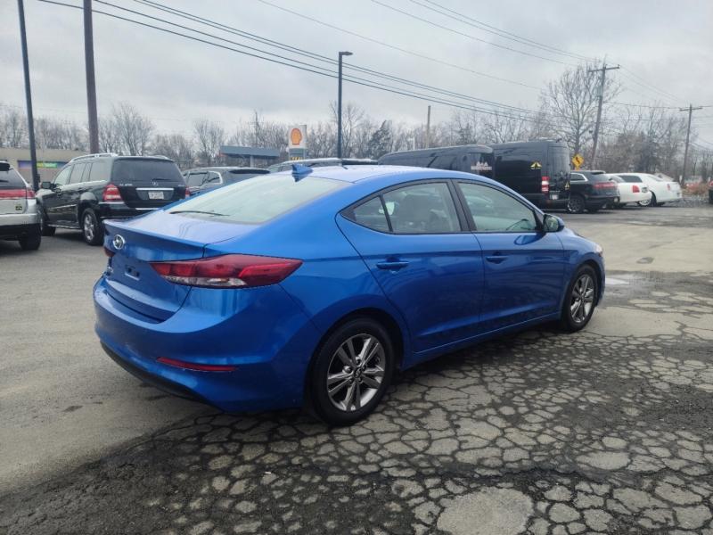 Hyundai Elantra 2017 price $11,500
