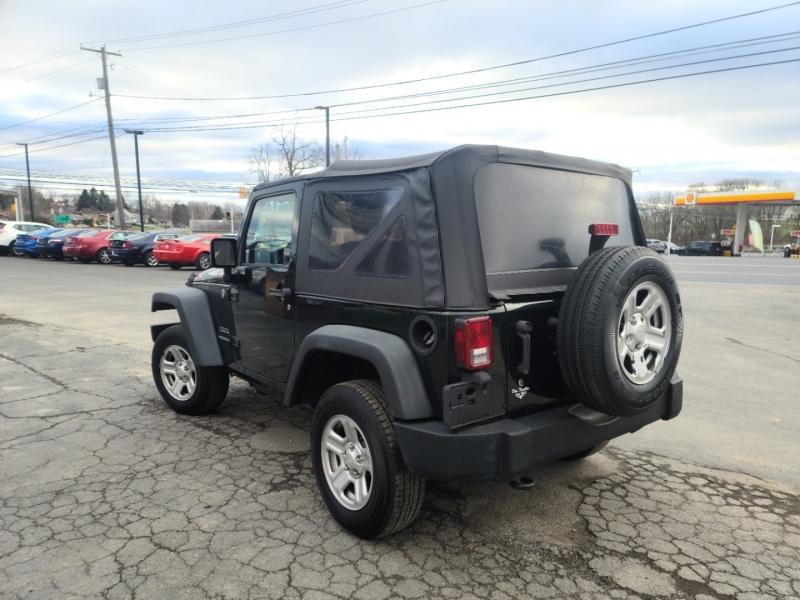 Jeep Wrangler 2011 price $13,500