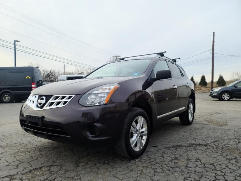 Nissan Rogue Select 2015 price $12,000