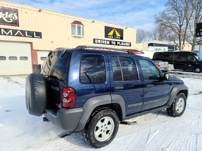 Jeep Liberty 2006 price $4,900