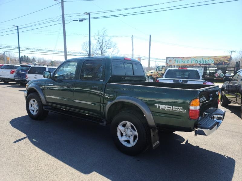 Toyota Tacoma 2002 price $12,900