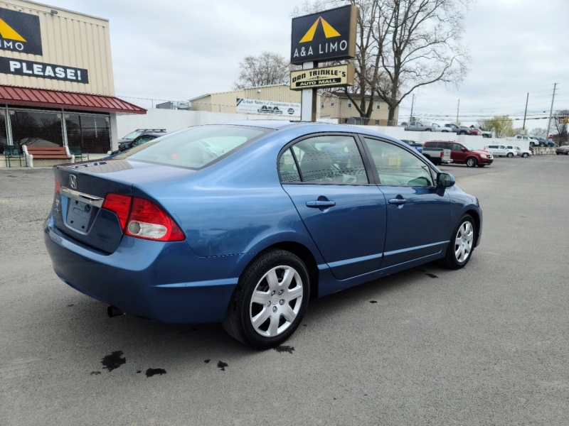 Honda Civic Sdn 2009 price $7,900