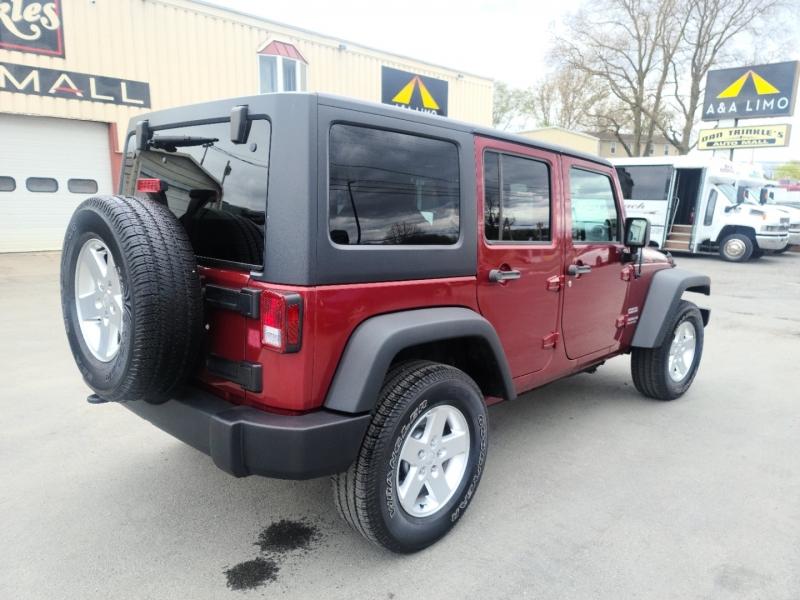 Jeep Wrangler Unlimited 2011 price $20,900