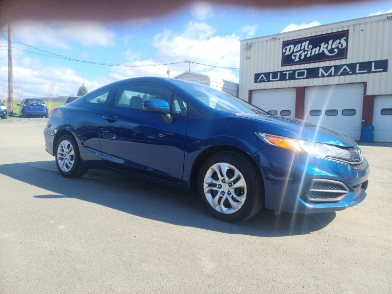 Honda Civic Coupe 2014 price $13,500
