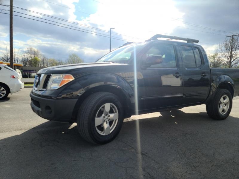 Nissan Frontier 2008 price $10,900