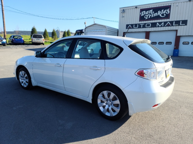 Subaru Impreza Wagon 2011 price $9,500