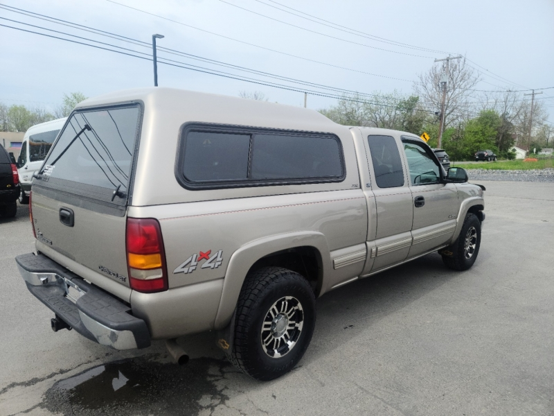 Chevrolet Silverado 1500 2000 price $9,900