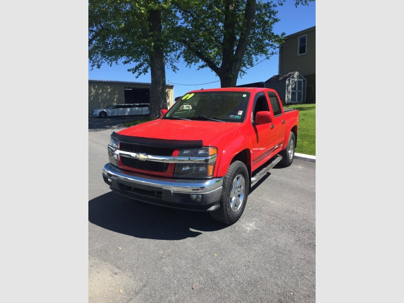 Chevrolet Colorado 2009 price $15,900