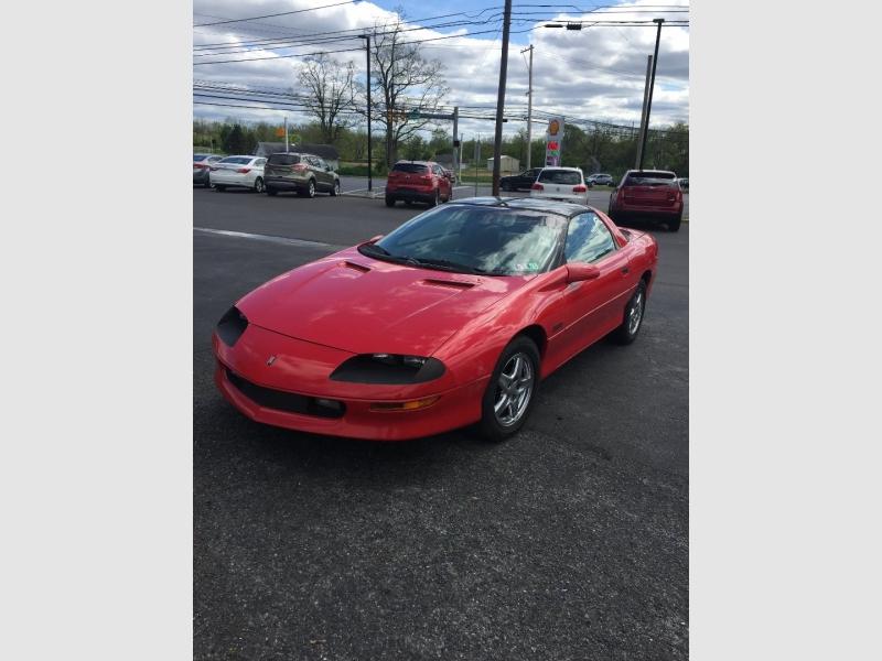 Chevrolet Camaro 1997 price $10,900