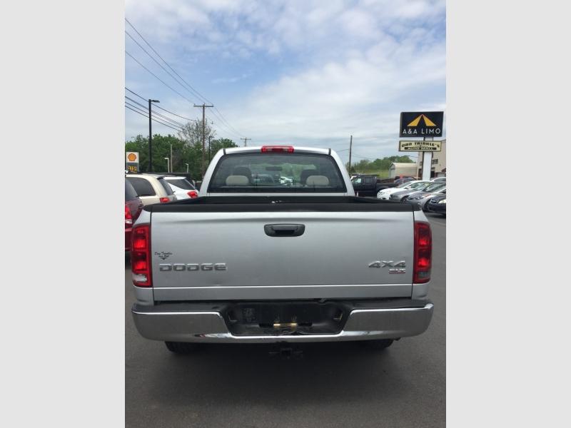 Dodge Ram 1500 2004 price $8,900