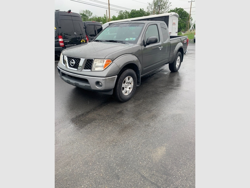 Nissan Frontier 2008 price $11,900