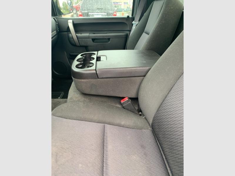 Chevrolet Silverado 1500 2011 price $16,900