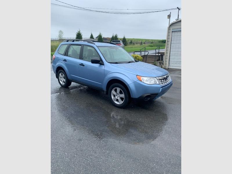 Subaru Forester 2011 price $9,500