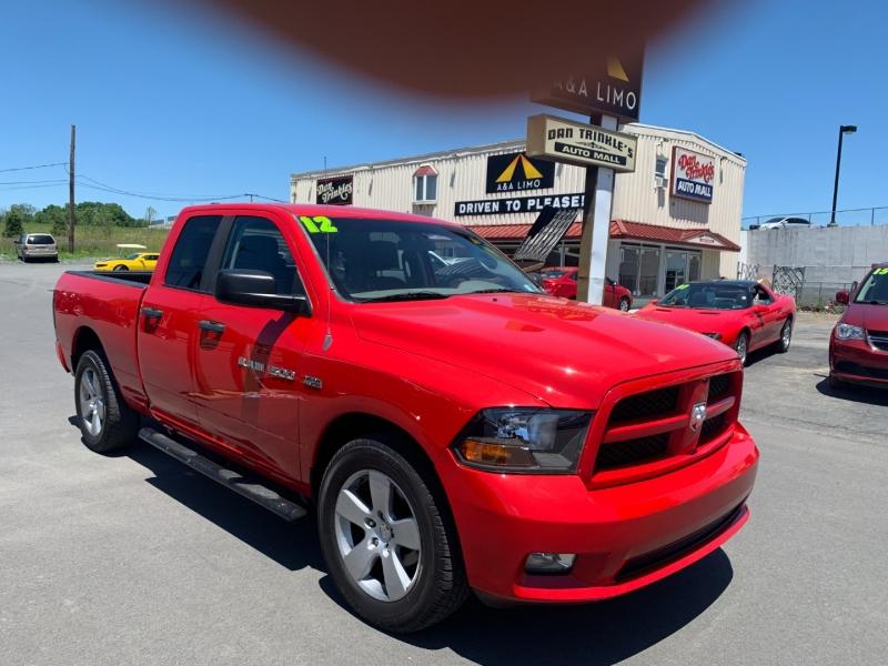 Dodge Ram 1500 2012 price $17,900