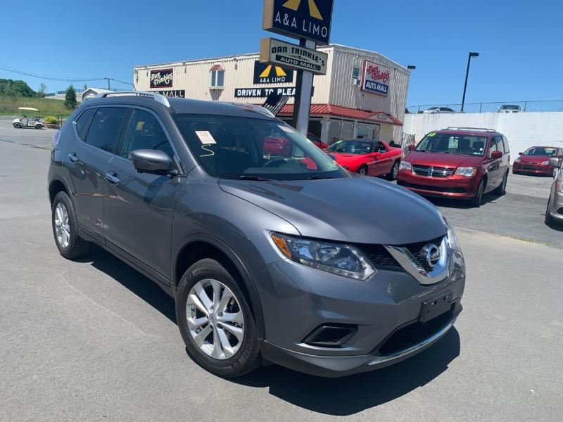 Nissan Rogue 2016 price $13,800