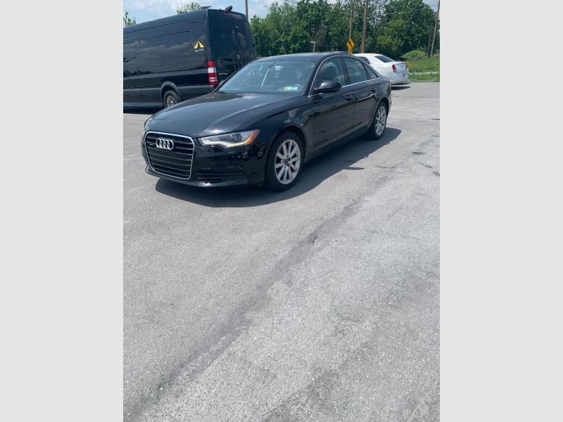 Audi A6 2013 price $16,500