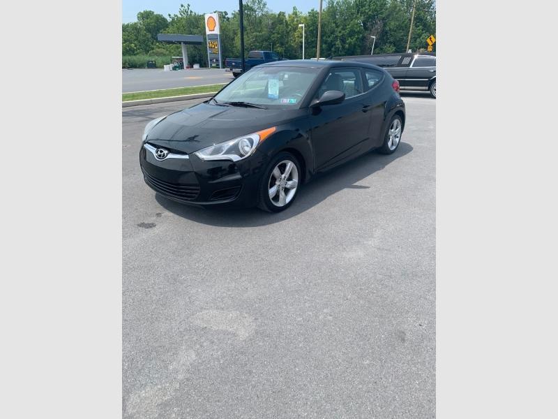 Hyundai Veloster 2012 price $8,500