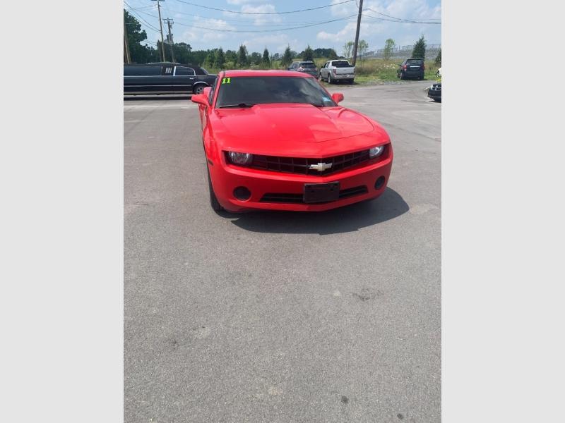 Chevrolet Camaro 2011 price $16,900