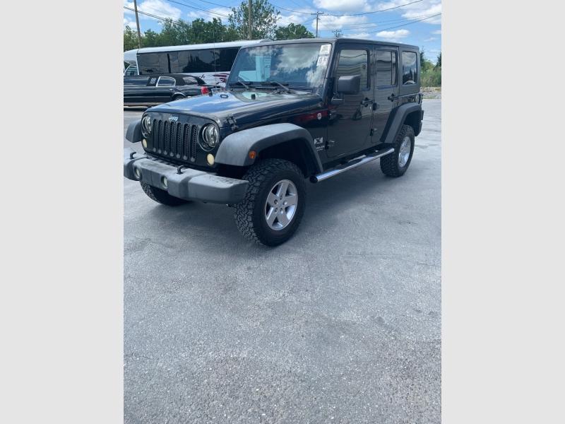 Jeep Wrangler 2008 price $15,900