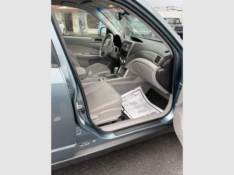 Subaru Forester (Natl) 2009 price $8,500
