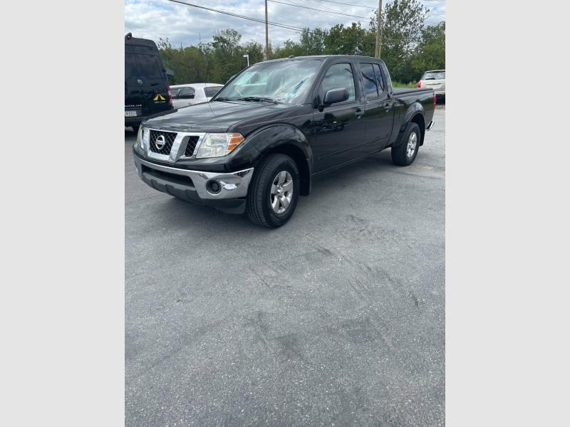 Nissan Frontier 2011 price $14,900
