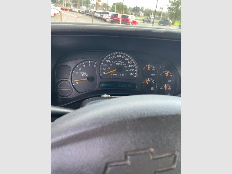 Chevrolet Silverado 1500 Classic 2007 price $11,500