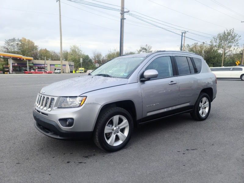 Jeep Compass 2016 price $13,900