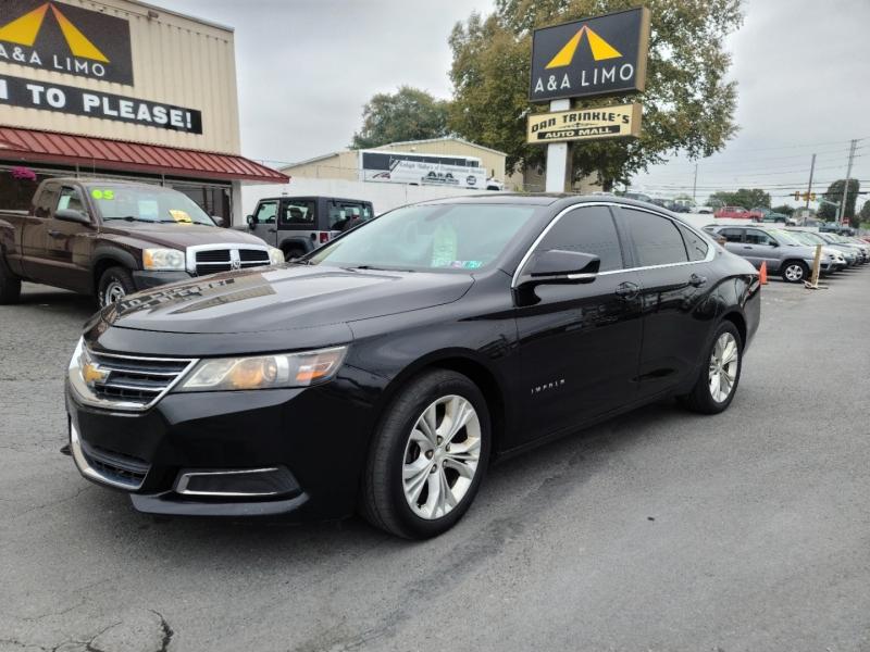 Chevrolet Impala 2014 price $10,600