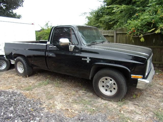 Chevrolet Pickup 1985 price $0
